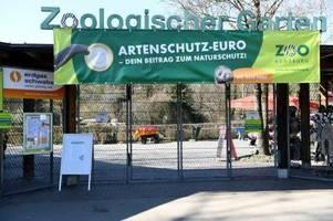 Wegen Sturm Ignatz: Augsburger Zoo bleibt am Donnerstag geschlossen