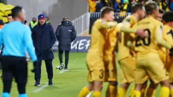 """""""die verantwortung liegt bei mir"""" - demütigung für mourinho! as rom verliert 1:6 in bodö"""