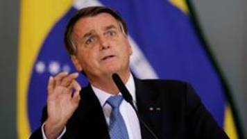 Brasilien: Bolsonaro weist Vorwürfe wegen Corona-Politik zurück