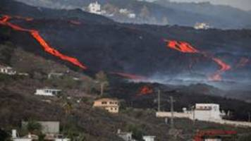 Vulkanausbruch auf La Palma schlägt erneut Hunderte in die Flucht