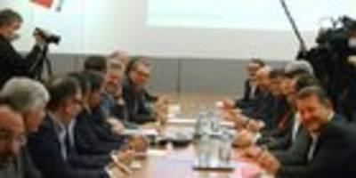 metaller-kv: dritte verhandlungsrunde ohne ergebnis unterbrochen