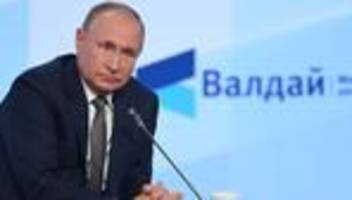 Erdgas: Wladimir Putin sichert Erdgaslieferung nach Nord-Stream-2-Erlaubnis zu