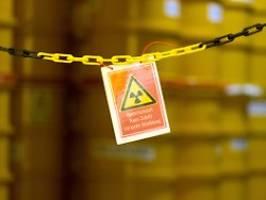 Waffen und radioaktives Material: Bundeswehroffizier sammelte Strontium-90