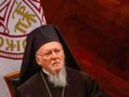biden empfängt den patriarchen - und lässt erdogan warten
