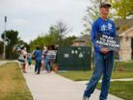 umstrittenes abtreibungsgesetz in texas bleibt vorerst in kraft