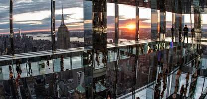 »one vanderbilt« in new york city eröffnet: selfie-paradies in 330 meter höhe