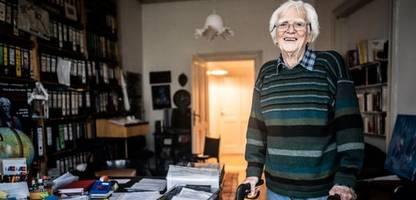 Hans-Christian Ströbele: Wie sich der Grünen-Politiker mit der Deutschen Bahn anlegte