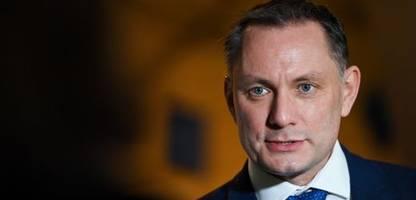 AfD: Fraktionschef Tino Chrupalla positiv auf Covid-19 getestet