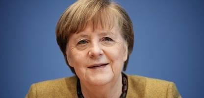 Angela Merkel zu Machtwechsel im Kanzleramt: »Kann ruhig schlafen«