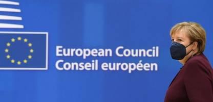 EU-Gipfel: Angela Merkel hinterlässt ihrem Nachfolger viele Baustellen