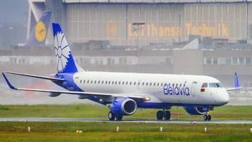 migrationsstreit mit belarus: bund will auf airlines und staaten einwirken