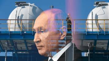 Steigende Energiekosten: Treibt Putin den Gaspreis?
