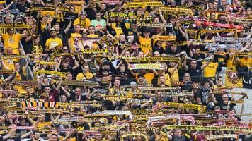 Dynamo: Mehr Kommunikation bei Fan-Anreise in Gelsenkirchen