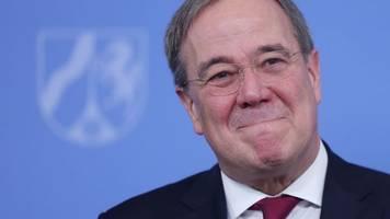 nordrhein-westfalen: laschet reicht montag rücktritt als ministerpräsident ein