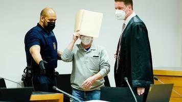 kriminalität - paketbomben-prozess: angeklagter nicht auf video erkennbar