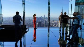 Summit: Spektakuläre neue Aussichtsplattform in New York eröffnet