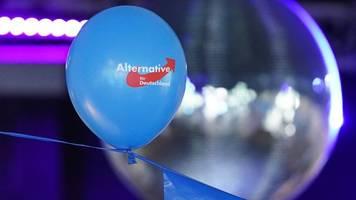 afd wählt kandidatenliste zur nrw-landtagswahl 2022