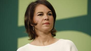 Grünen-Chefin Annalena Baerbock schießt gegen FDP in Frage der Parität
