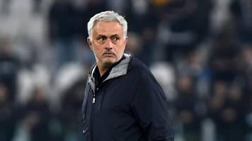 as rom: das sagt startrainer josé mourinho zur bitteren norwegen-blamage