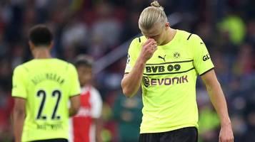 Borussia Dortmund: Stürmer-Star Erling Haaland wird wochenlang fehlen