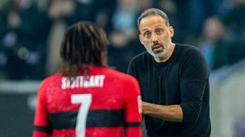 Bundesliga: VfB Stuttgart auch gegen Union ohne Anton und Müller