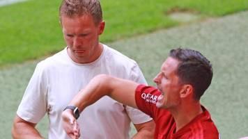 FC Bayern: Nach Nagelsmanns Corona-Infektion – das ist Dino Toppmöller