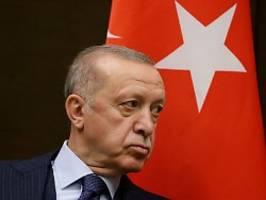 Streit um Kavala eskaliert: Erdogan: Deutscher Botschafter unerwünschte Person