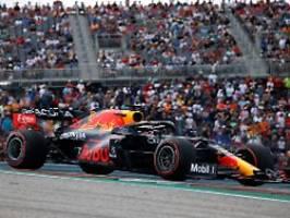 Vettel erfolgreich nach Strafe: Verstappen klaut Hamilton die Pole Position