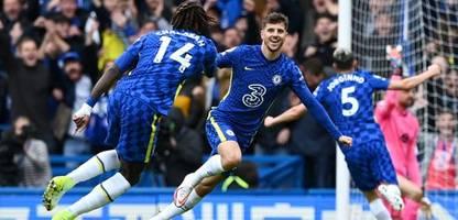 Premier League: FC Chelsea schießt ohne seine Starstürmer ein Tor nach dem anderen
