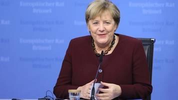Angela Merkel ermutigt CDU-Frauen