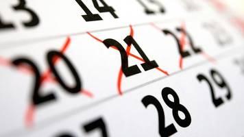 arbeit in teilzeit: urlaubsanspruch im minijob richtig berechnen