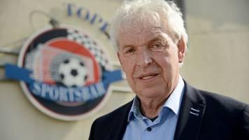 Bundesliga - Klaus Toppmöller über Sohn Dino: Bleibt immer ruhig