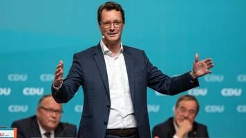 Designierter NRW-Regierungschef Wüst will Wahlkampf sofort starten