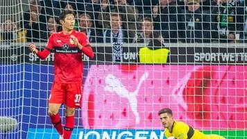 Bundesliga: VfB-Personalsorgen - Aber auf den Torwart ist Verlass