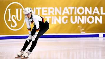 saison-auftakt - comeback: shorttrackerin seidel verpasst 1500-meter-finale