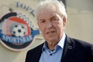 Klaus Toppmöller über Sohn Dino: Bleibt immer ruhig