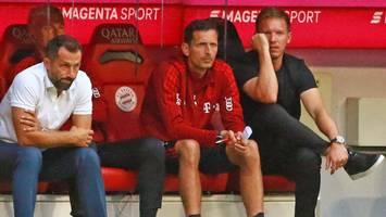 FC Bayern - Dino Toppmöller: Vater Klaus verrät, wie Bayerns Interimscoach auf Nagelsmann traf