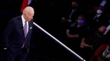 USA: Biden, der glücklose Präsident