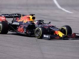 Formel 1 in den USA: Verstappen bezwingt Hamilton knapp