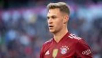 FC Bayern München: Joshua Kimmich nach Aussage zu Impfverzicht in der Kritik