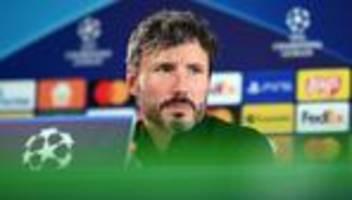 VfL Wolfsburg: Mark van Bommel muss Trainerposten räumen