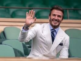 Für knapp 180 Millionen Euro: Beckham soll Katar-Botschafter werden
