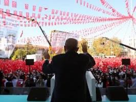 Kavala-Streit nur Ablenkung?: Erdogan-Eskalation drückt Lira auf Rekordtief
