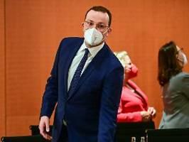 Trotz massiver Kritik: Spahn hält an Ende epidemischer Lage fest
