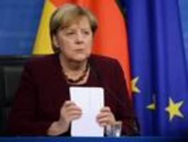 Merkels Sorge um die Fähigkeit zum Kompromiss