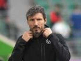 VfL Wolfsburg entlässt Trainer Mark van Bommel