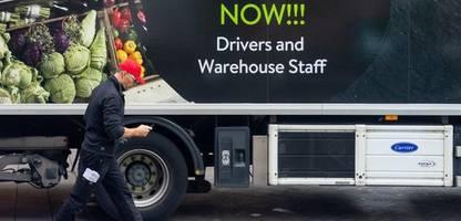 brexit-krise in großbritannien: britische busfahrer wollen jetzt lieber lkw fahren