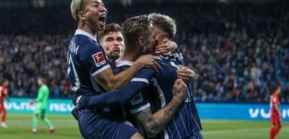 Fußball-Bundesliga: VfL Bochum besiegt Eintracht Frankfurt