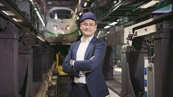 """Fernverkehrschef Peterson: """"Die Bahn ist das Rückgrat für den Klimaschutz in Deutschland"""""""