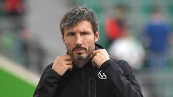 Bundesliga: VfL Wolfsburg trennt sich von Trainer van Bommel